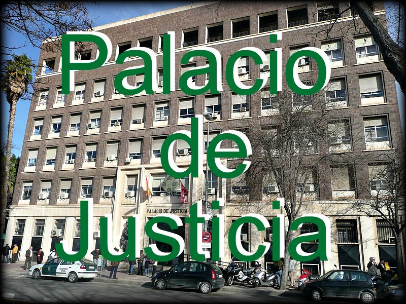 Palacio de Justicia de Murcia