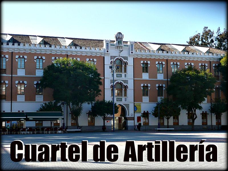 Cuartel de Artillería de Murcia