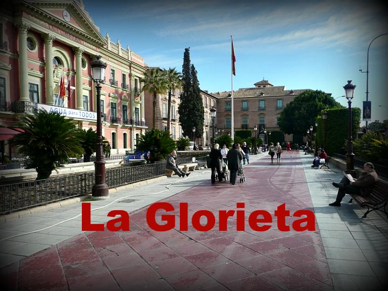 Plaza La Glorieta de Murcia