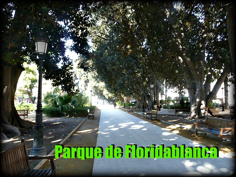 Parque de Floridablanca