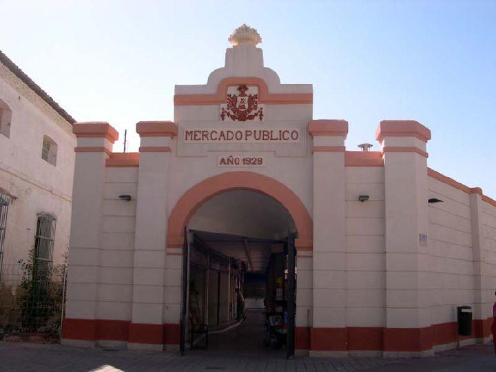 Mercado de Abastos de Alhama de Murcia