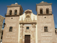 Iglesia Santa Maria La Real de Aledo