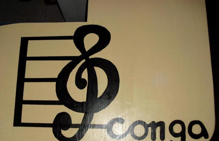 Disco Pub Conga Musical