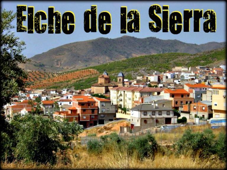 Ayuntamiento de Elche de la Sierra