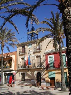 Ayuntamiento de Hondon de las Nieves (Fondó de les Neus)