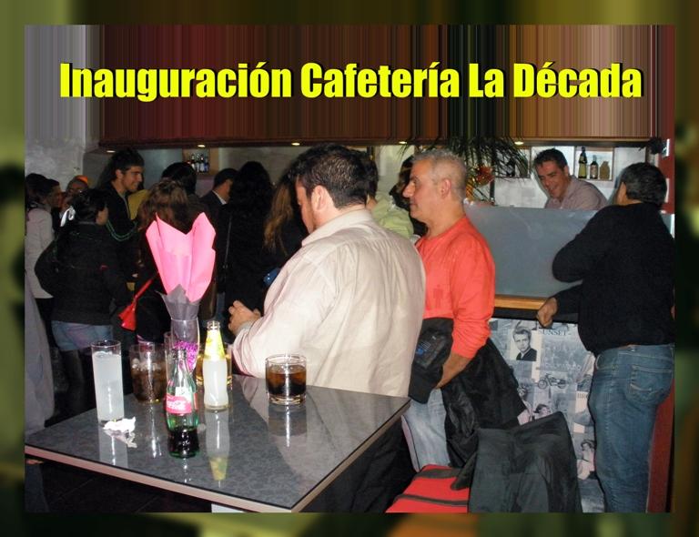 Cafetería La Década