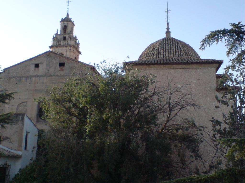 Iglesia Parroquial Nuestra Señora de La Asunción en Biar