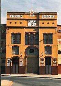 Plaza de Toros de Cieza La Deseada