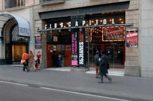 Teatre Club Capítol