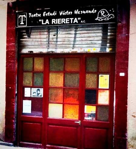 Antic Teatre La Riereta