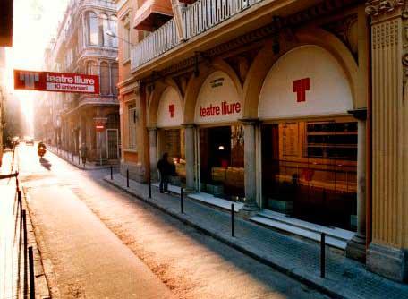 Teatre Lliure Gràcia