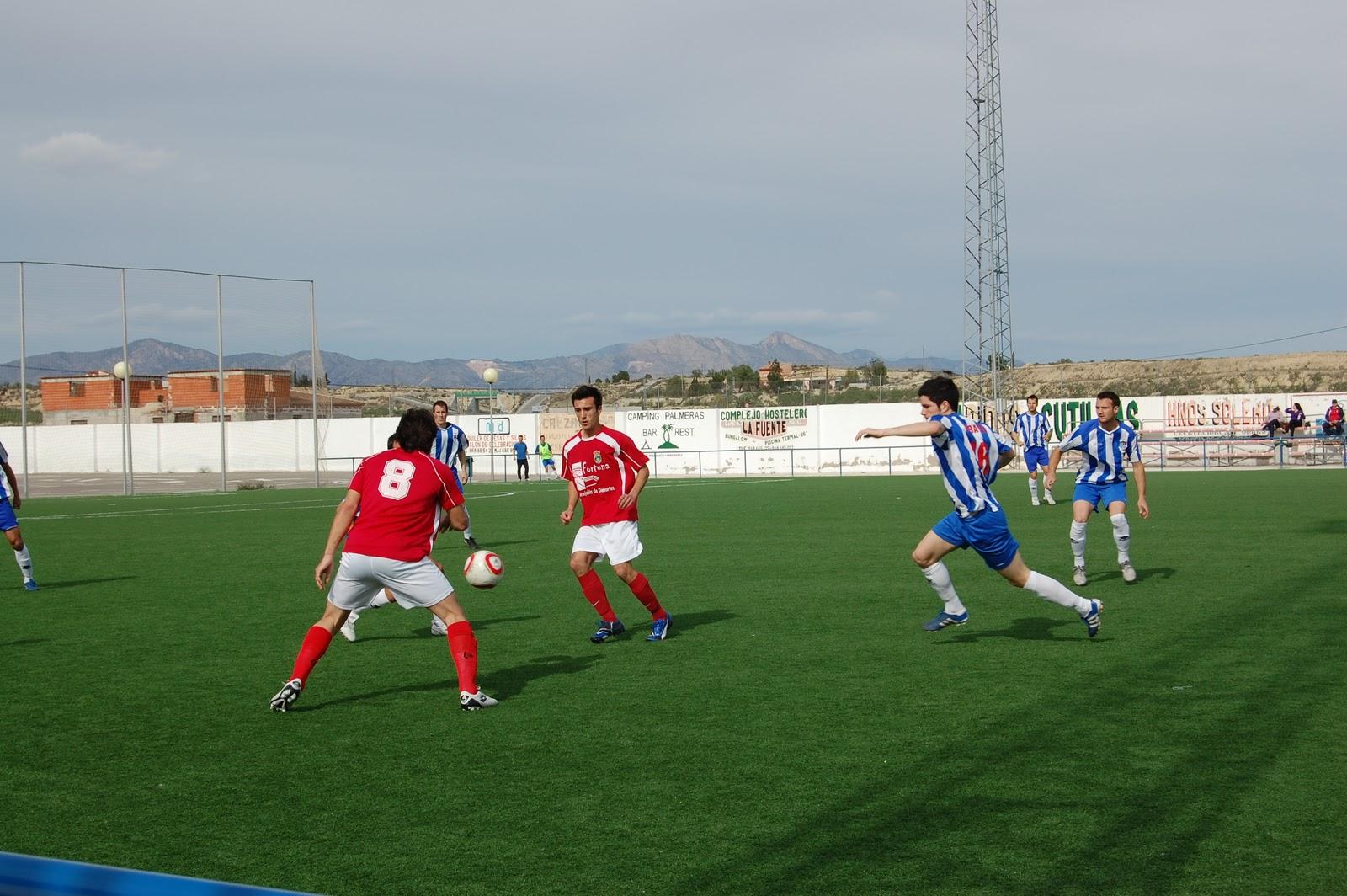 Campo de Fútbol de Fortuna
