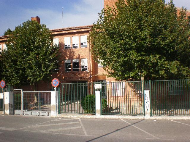 Colegio de Educación Infantil y Primaria Pasico Campillo