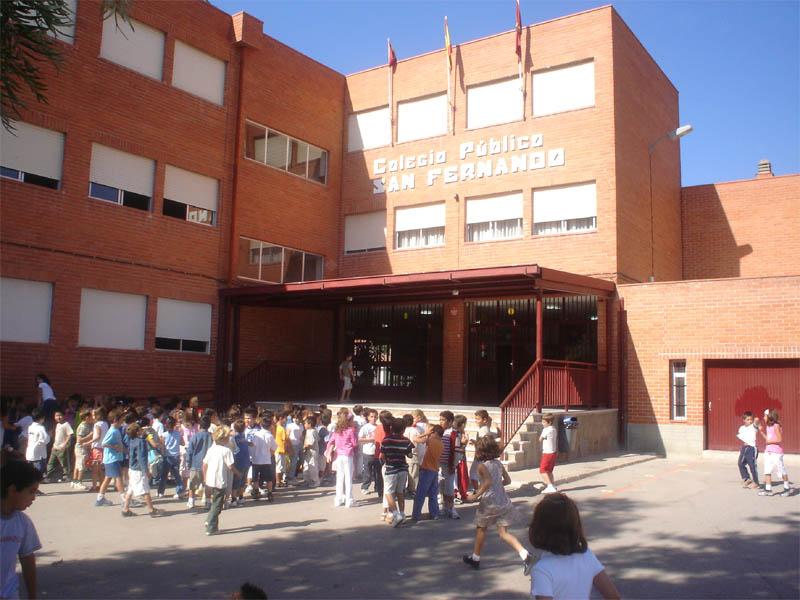 Colegio de Educación Infantil y Primaria San Fernando