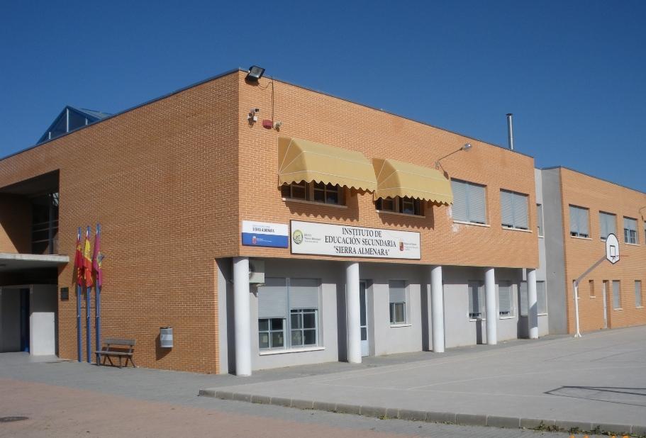 Institituto de Educación Secundaria Sierra Almenara
