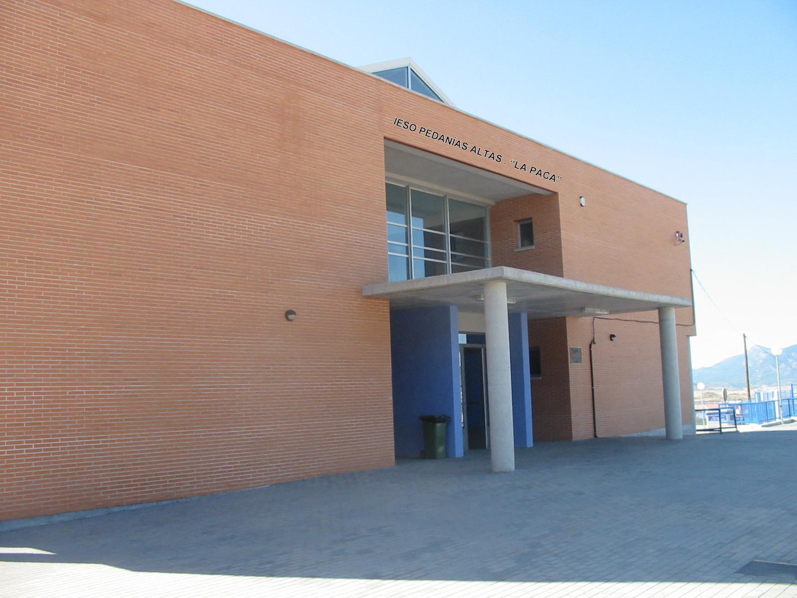 Instituto de Educación Secundaria Obligatoria Pedanías Altas