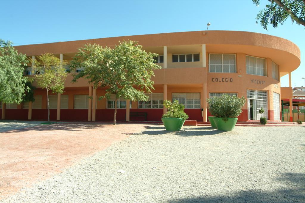 Colegio de Educación Infantil y Primaria Vicente Medina