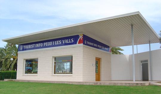 Tourist Info Pego I Les Valls