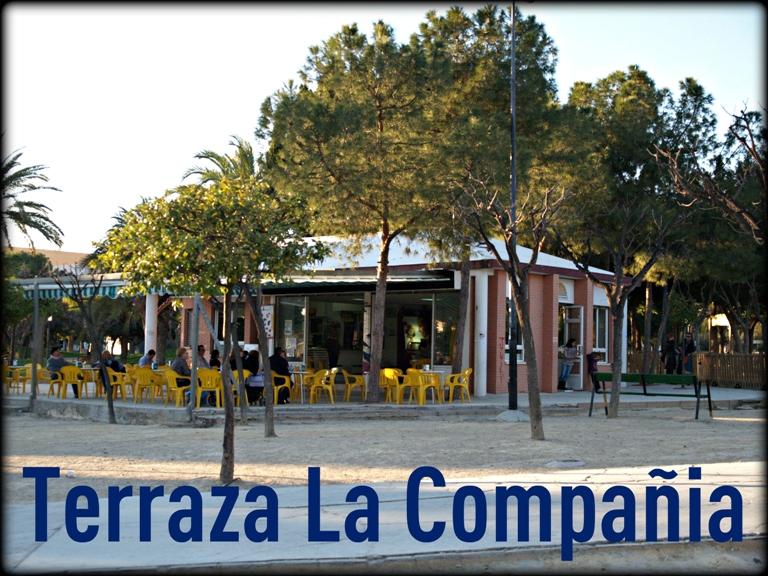 Terraza La Compañía
