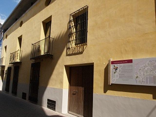 Casa Museo Don Pepe Marsilla de Bullas