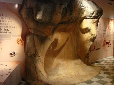 Centro de Interpretación del Arte Rupestre Casa Cristo