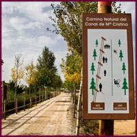 Parque de Canal de Mª Cristina de Albacete