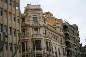 Antiguo Hotel Regina Albacete