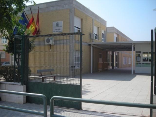Colegio Público de Educación Infantil y Primaria Nuestra Señora del Rosario Puente  Tocinos (Murcia)