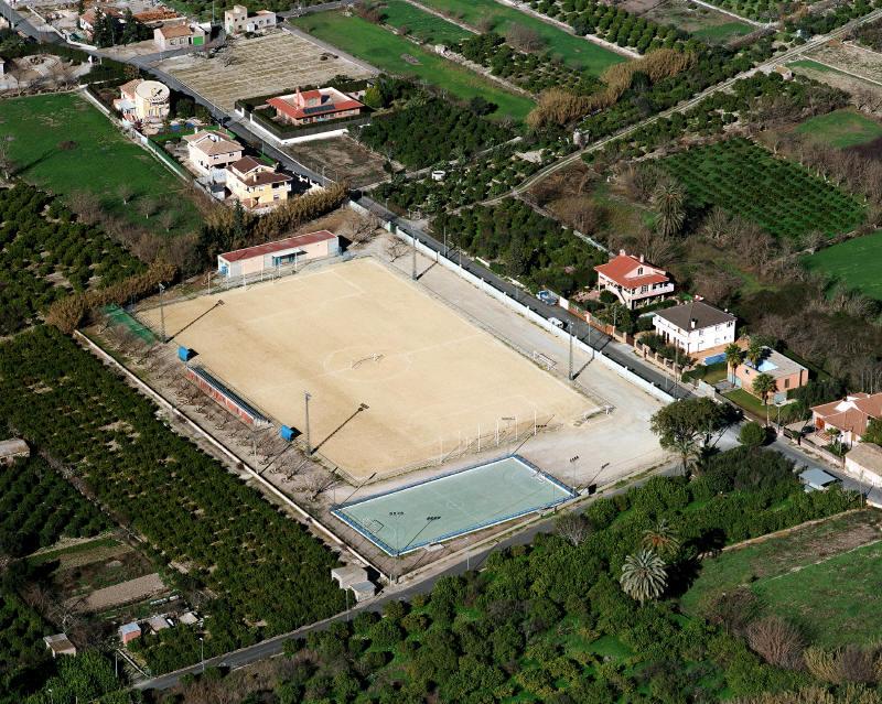 Campo de Fútbol Algezares