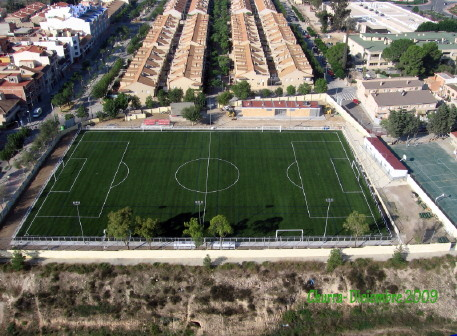Campo de Fútbol de Churra