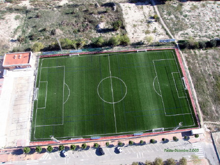 Campo de Fútbol Patiño de Murcia