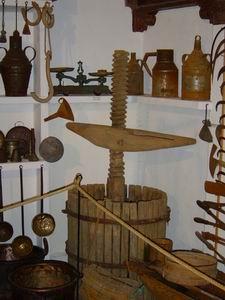 MUSEO ETNOLÓGICO DE HOYA-GONZALO