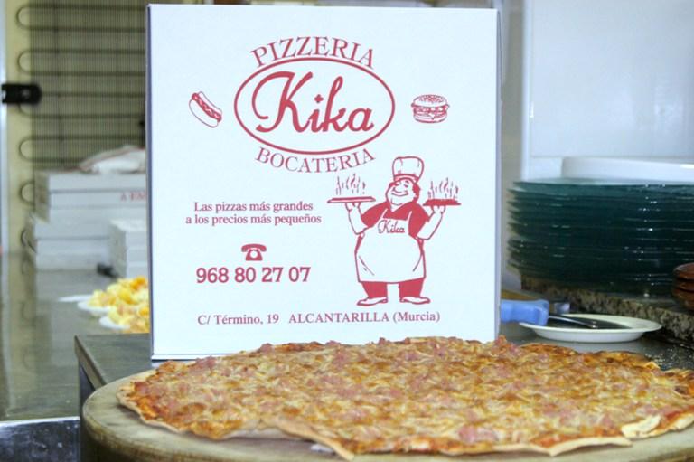 Pizzería D' Kikas