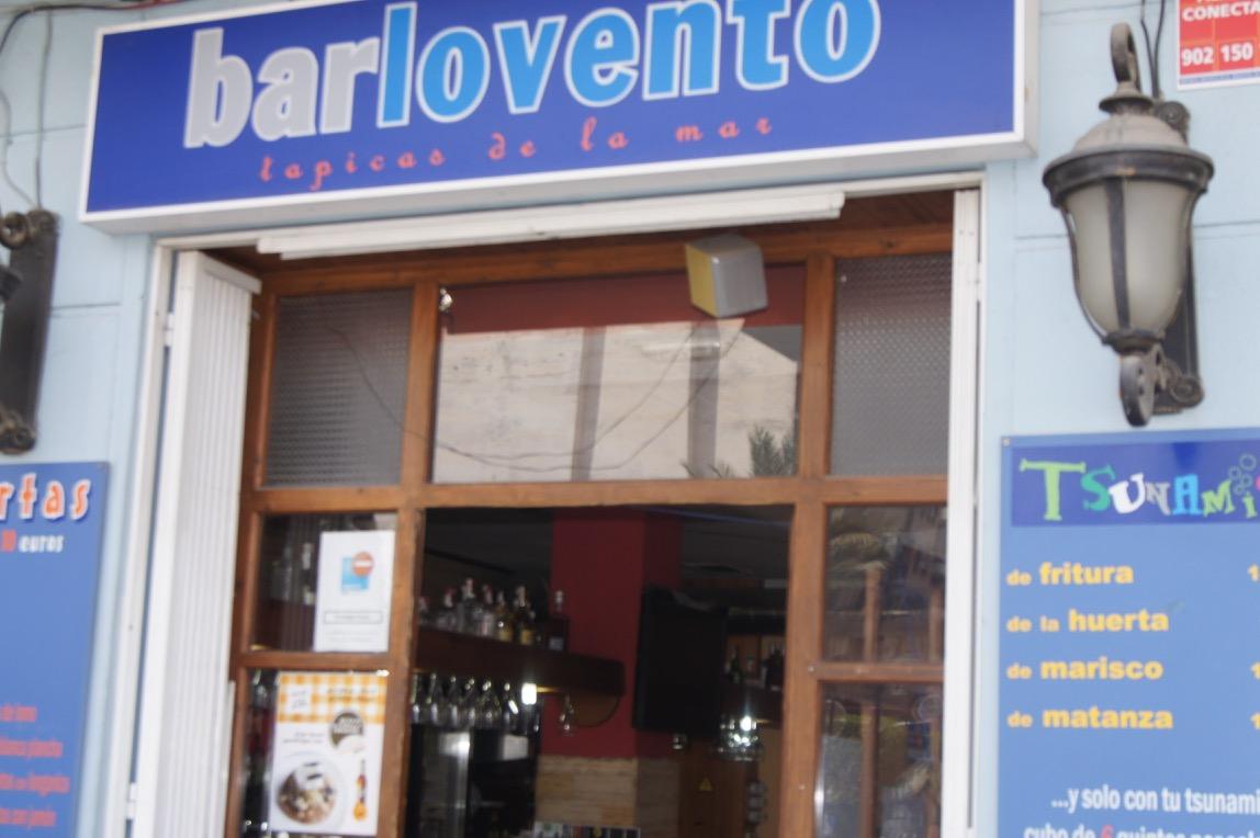 Bar Cervecería Barlovento