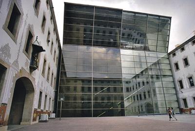 CCCB Centro de Cultura Contemporanea de Barcelona