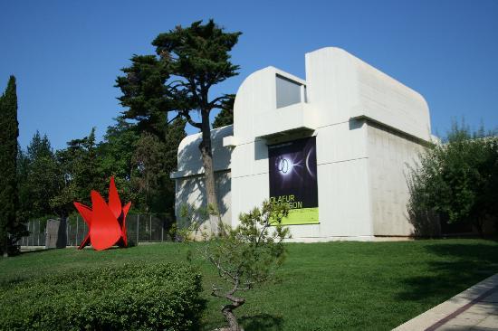 Fundación Joan Miro