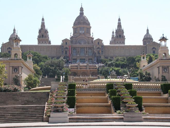 Museo Nacional de Arte de Cataluña - MNAC