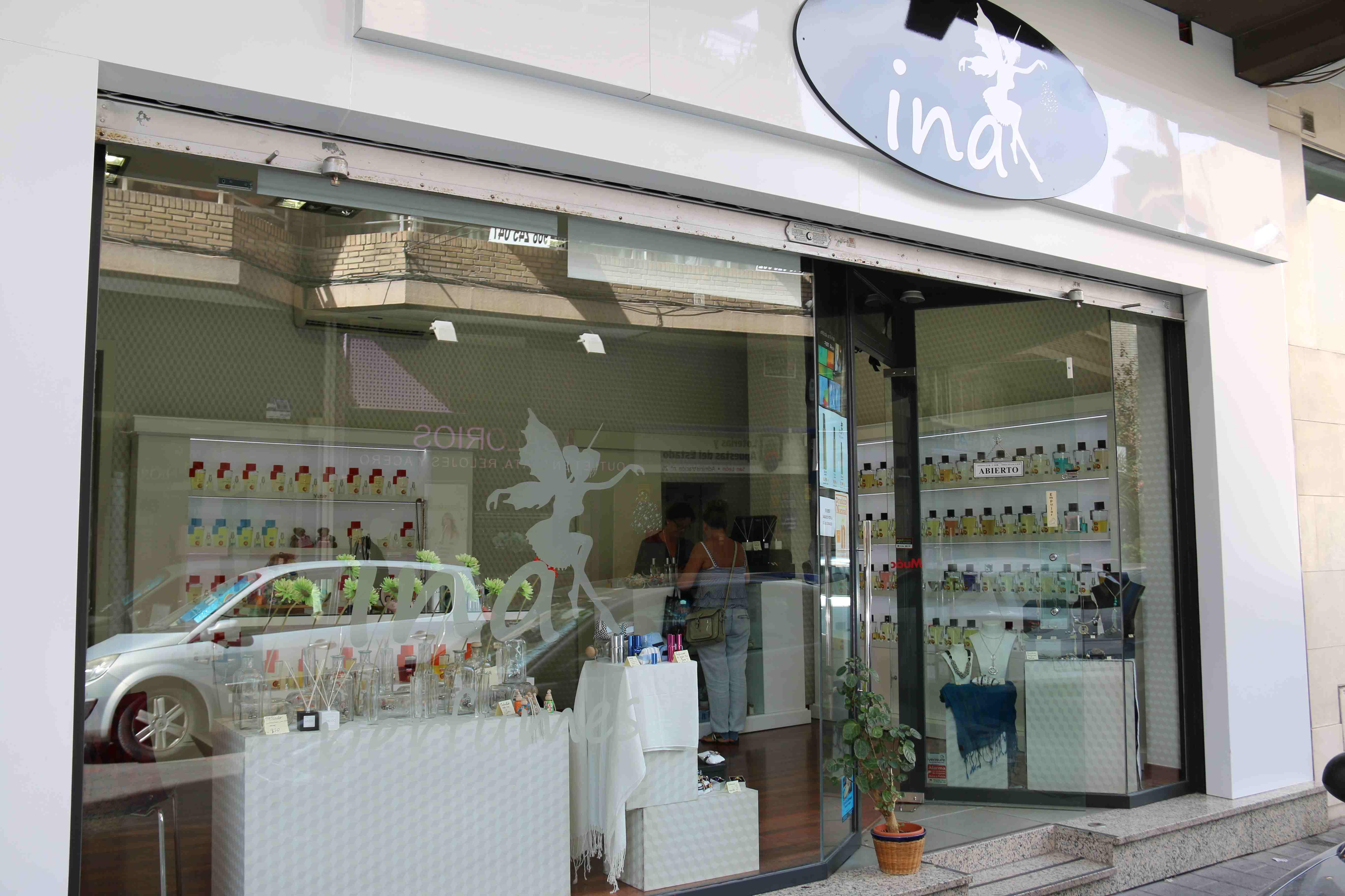 Ina Perfumes