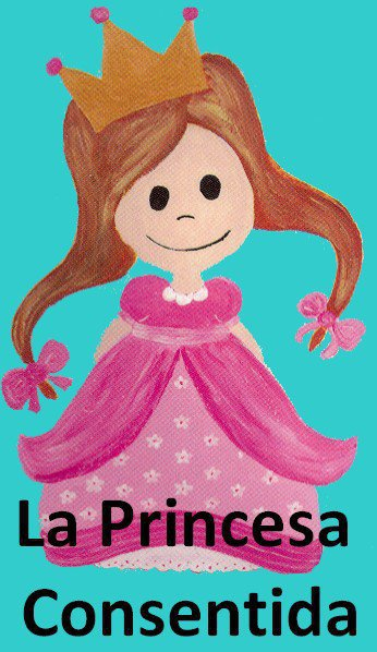 Moda infantil La Princesa Consentida