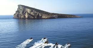 Playa Cala del Mal Pas de Benidorm