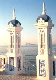 Balcón del Mediterráneo de Benidorm