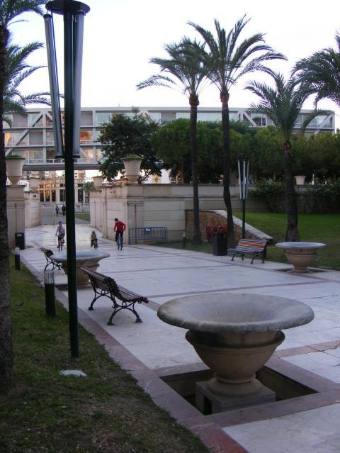 Parque de l'Aigüera de Benidorm