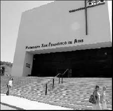 IGLESIA PARROQUIA DE SAN FRANCISCO DE ASIS DE BENIDORM