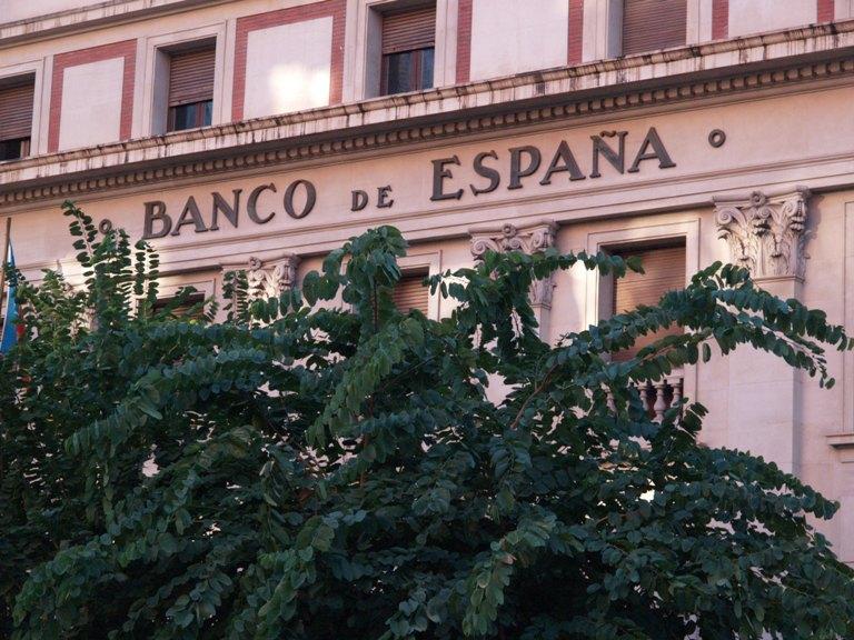 Banco de espa a de alicante alacant la gu a w la for Horario bancos madrid