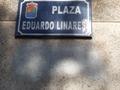 Plaza de Eduardo Linares Lumares de Molina de Segura