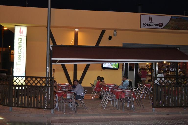 Restaurante Pizzería La Toscana