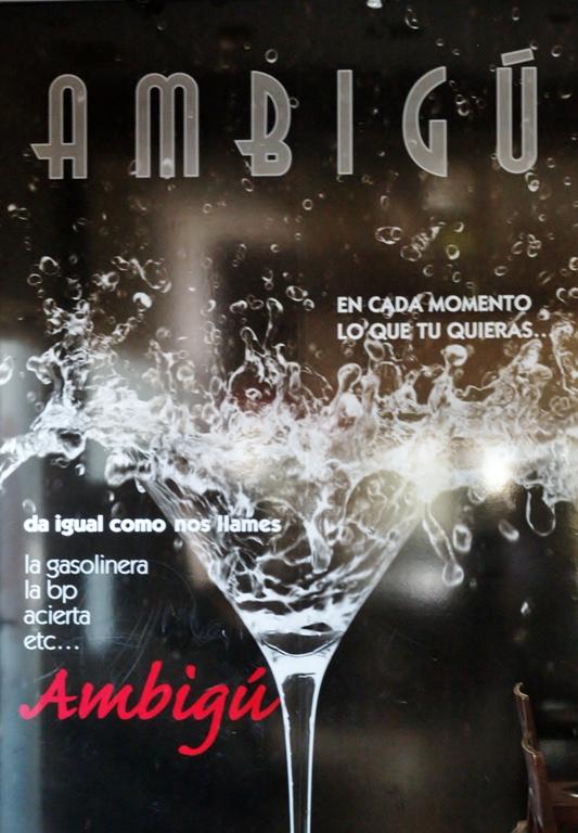 Cafetería Restaurante Ambigú Acierta
