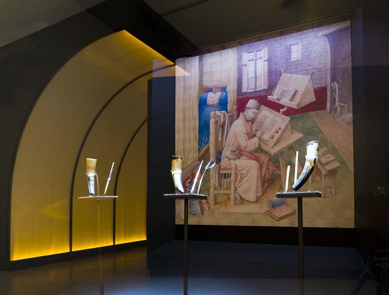 MUSEO DE LA BIBLIOTECA NACIONAL DE ESPAÑA