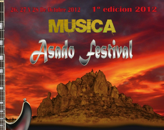 Asado Festival Música