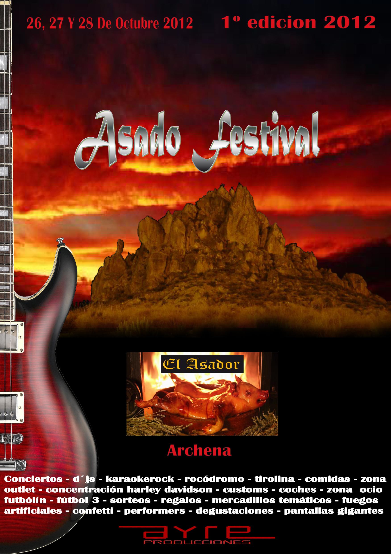 Asado Festival Motero
